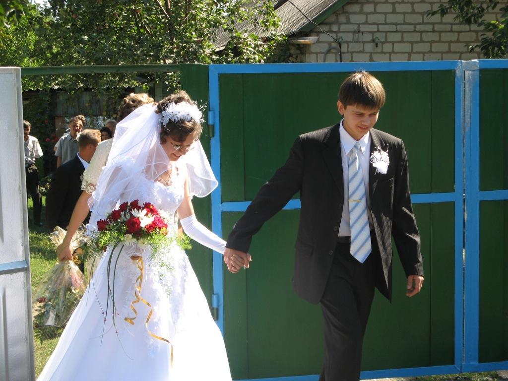 Свадьбы видео начала и конец